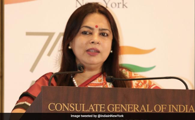 'India Stands For Vasudhaiva Kutumbakam': Minister To Indians In US