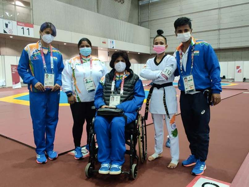 Tokyo Paralympics: Taekwondo Player Aruna Tanwar Withdraws From Repechage Round Due To Suspected Fracture