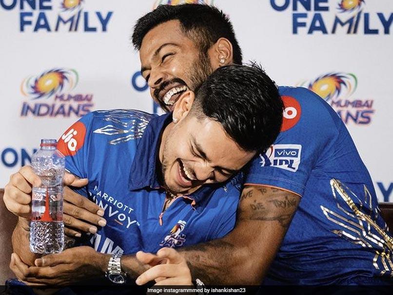 "IPL 2021: Ishan Kishans ""Instagram vs Reality"" Post With Hardik Pandya Is Winning The Internet"