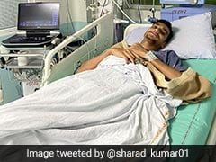 Paralympic Bronze Medallist Sharad Kumar Diagnosed With Swelling In Heart
