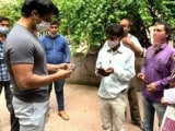 "Video : Day 2 Of Raids On Actor Sonu Sood, Shiv Sena Slams ""Talibani"" Mindset"