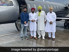 """""""So What If A Poor Man Takes Jet?"""": Punjab Chief Minister On Criticism"""