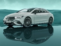 IAA Munich 2021: Mercedes EQE Revealed, Global Launch In Mid-2022
