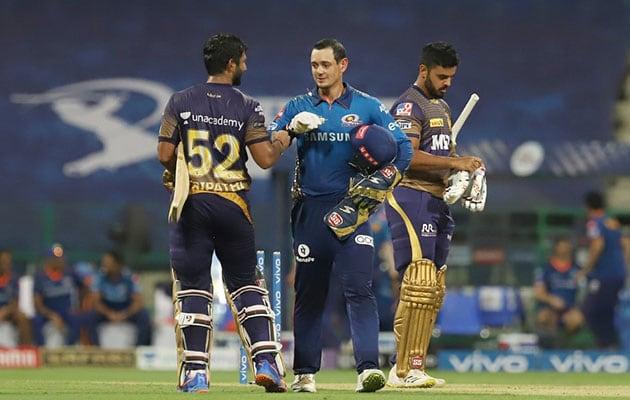 IPL 2021: Kolkata Knight Riders Ease To 7-Wicket Win Over Mumbai Indians