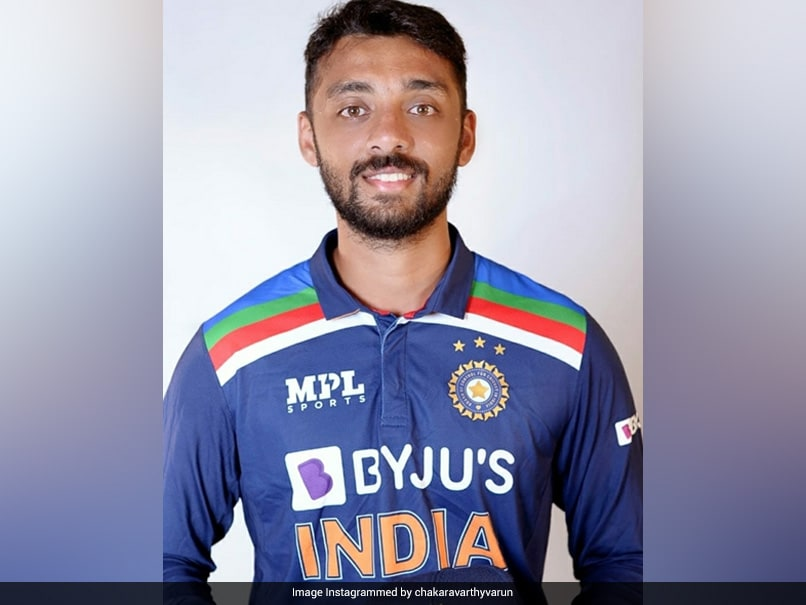 """""""Privileged And Honoured"""": Spinner Varun Chakaravarthy Wants To Make It Count For India At T20 World Cup"""