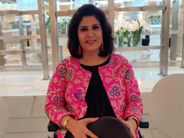 Video : Paralympian Deepa Malik Talks About Her Inspiration In Life