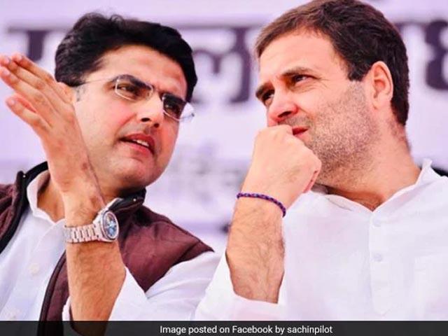 Video : Rahul Gandhi, Priyanka Meet Sachin Pilot, Focus On Rajasthan After Punjab