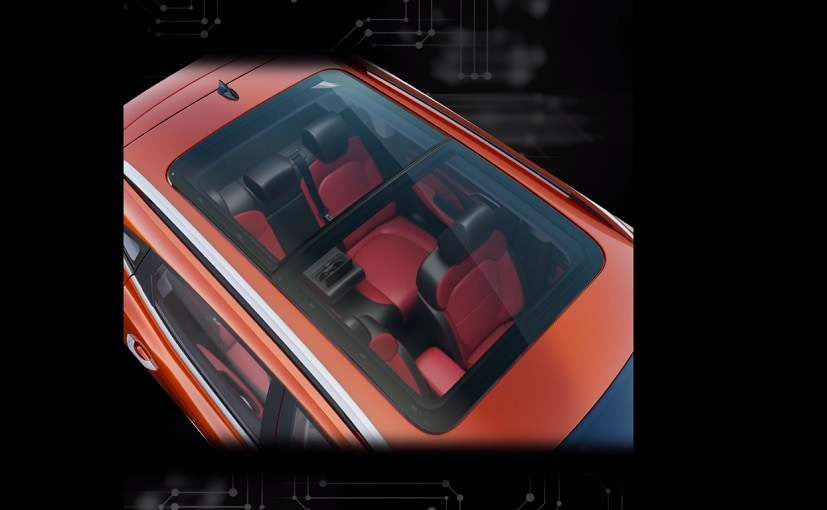 The MG Astor will get features like - a flat-bottom steering wheel, dual-tone interior and a large panoramic sunroof