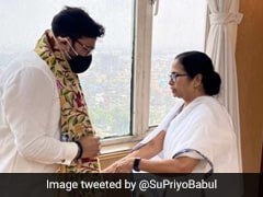 """""""Sought Meet With Speaker To Resign As MP, No Reply Yet"""": Babul Supriyo"""