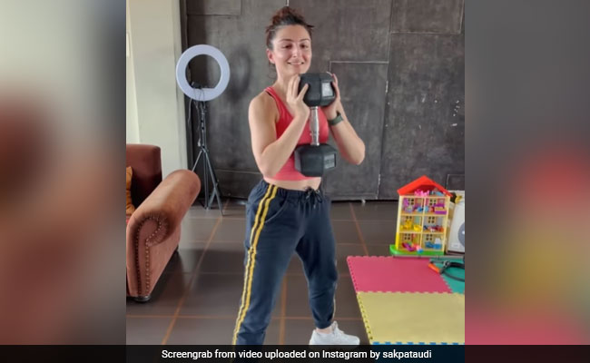 Some Major Work Out Motivation From Soha Ali Khan And Her 'Sore' Muscles