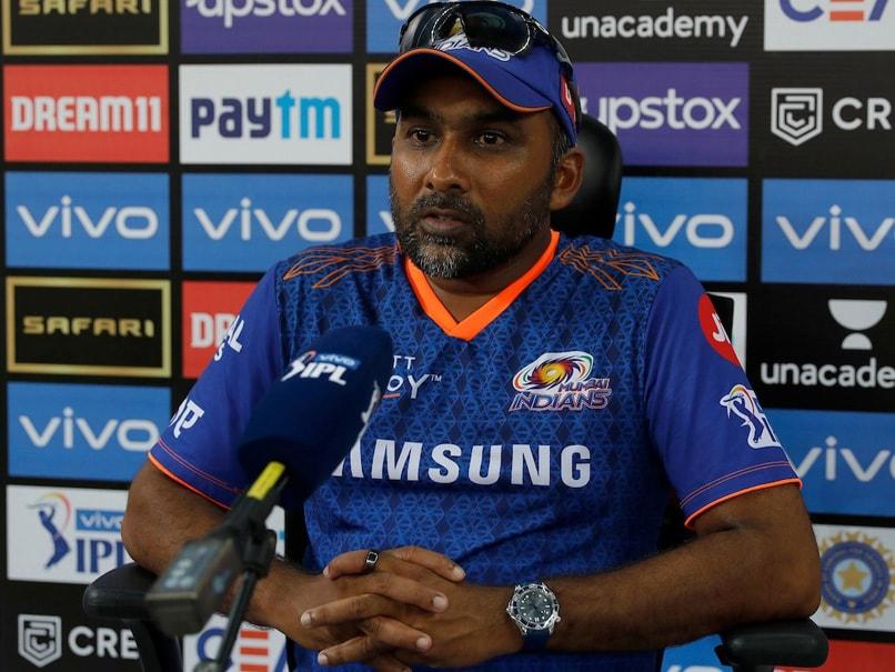 IPL 2021: Mahela Jayawardene Reveals Why Hardik Pandya Missed CSK vs MI Clash