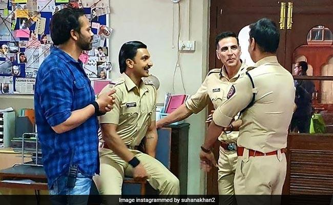 """""""Aa Rahi Hai Police"""": The Sooryavanshi Moment Akshay Kumar's Been Waiting For"""