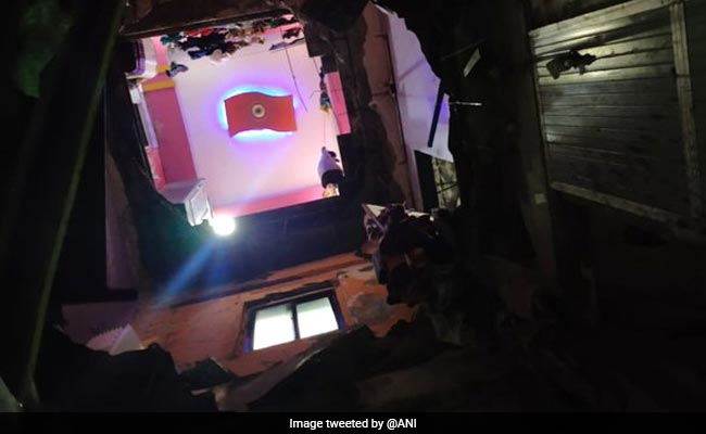 2 Dead, 1 Injured After Slab Of Building Collapses In Maharashtra's Thane