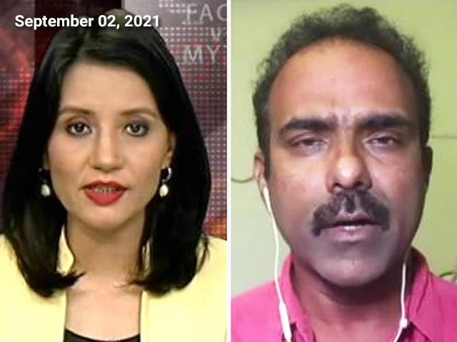 Video : India's Biggest Daily Rise In Covid Cases In 2 Months, Kerala A Big Contributor