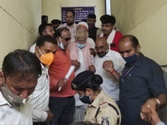 Chhattisgarh Chief Minister Has His 86-Year-Old Father Arrested