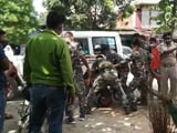 Video : Video: Army Jawan Thrashed Mercilessly By Jharkhand Cops Over Mask