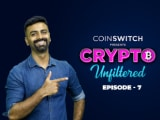 Video : Crypto Unfiltered Episode 7 | Investing in Crypto? You Need to See This!