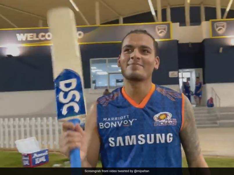 """Watch: """"Priceless"""" Moment When Rahul Chahar Found Out Hes In T20 World Cup Squad"""