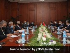 'Shouldn't View Ties Through Lens Of 3rd Country': S Jaishankar To China
