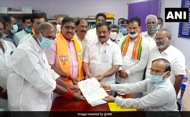 'Historical': BJP Celebrates First Rajya Sabha MP From Puducherry