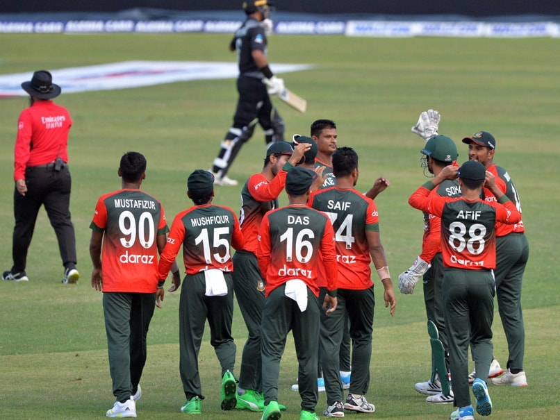 Bangladesh Beat New Zealand By 6 Wickets To Seal T20 series Win