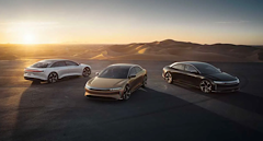 Lucid Air Dream Edition Gets The Highest Ever EPA Rating For Range