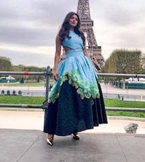 Pics From Priyanka's Evening In Paris. Nick Jonas Sets Off Mush Alert