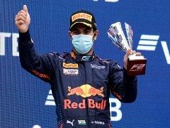 F2: Jehan Daruvala Bags Podium In Russian GP Feature Race