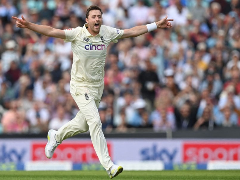 India vs England, 4th Test, Day 1 Live Cricket Updates: England In Control At Oval, India 122/6 At Tea