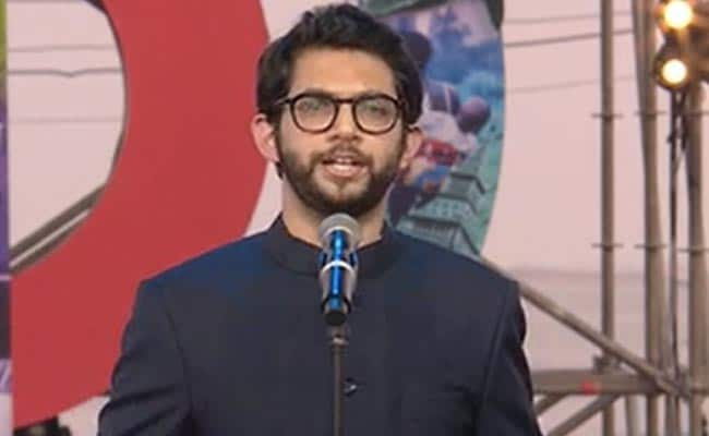 Watch - 'Time To Act Is Now': Maharashtra's Aaditya Thackrey At Global Citizen Live