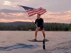 "Mark Zuckerberg Slams New York Times For 'Surfboard' Comment: ""Crossing The Line"""