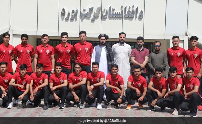 First Afghan Cricket Team In Taliban Era Arrives In Bangladesh