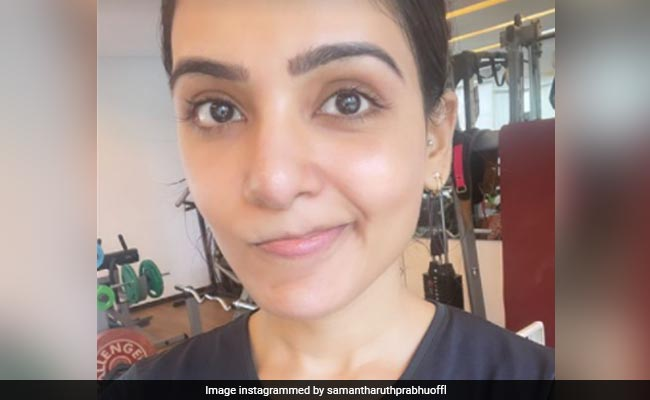 Samantha Ruth Prabhu's Note Is A 'Self-Appreciation Post.' See What She Wrote