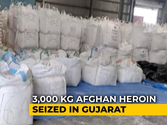 Video : Money Laundering Probe Into Seizure Of 3,000 Kg Heroin At Gujarat Port
