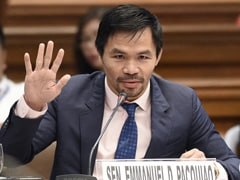 Boxer Manny Pacquiao To Run For Philippine President In 2022