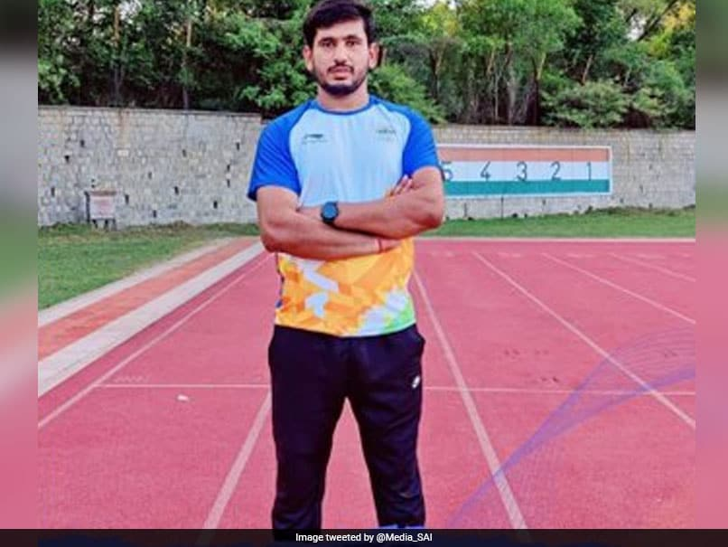 Tokyo Paralympics: Indias Arvind Ends 7th In Mens Shot Put F35 Event