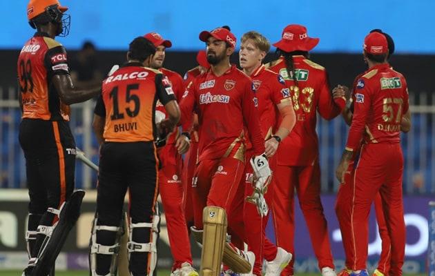IPL: Bishnoi, Shami Set Up Punjabs 5-Run Win Over SRH In Dramatic Finish