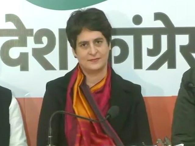 Video : Priyanka Gandhi Will Lead Congress' UP Poll Campaign: Salman Khurshid