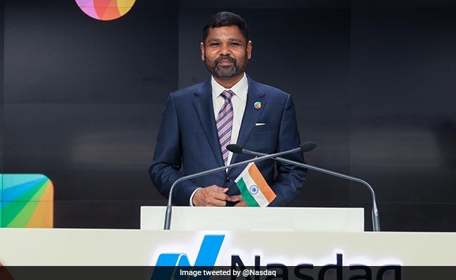 Indian Tech Startup Freshworks Jumps 32% After $1 Billion IPO