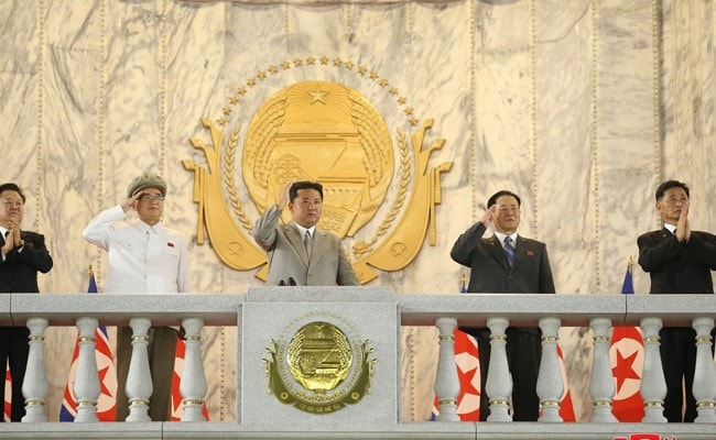 North Korea Tells UN It Has 'Right' To Test Weapons