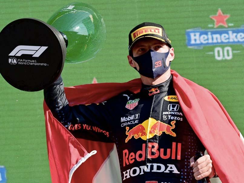 Max Verstappen Wins Dutch Grand Prix To Take Formula 1 Championship Lead