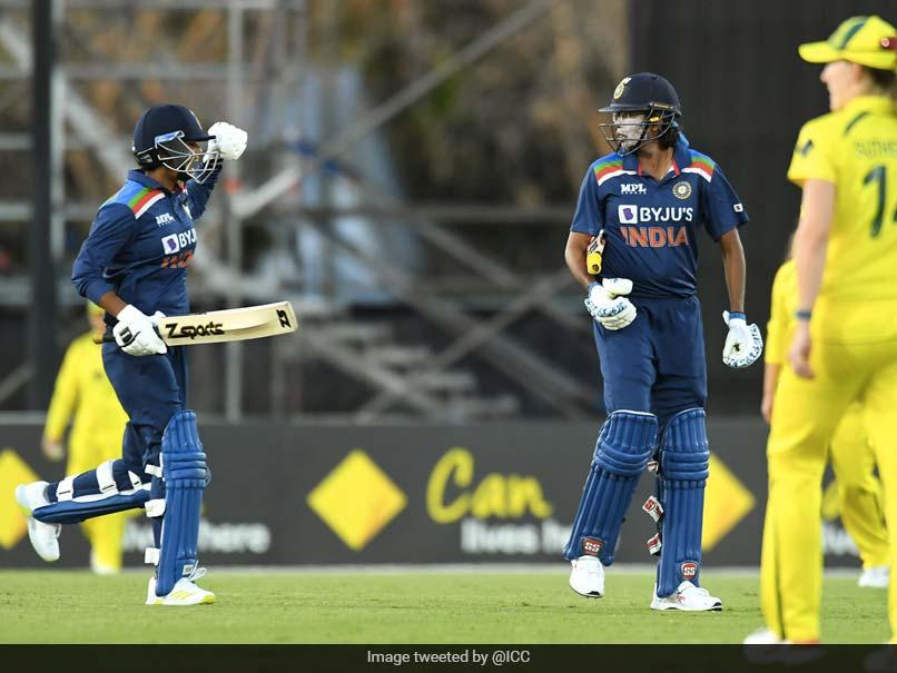Watch: The Moment India Women Ended Australia Women's World Record 26-Match Unbeaten ODI Streak