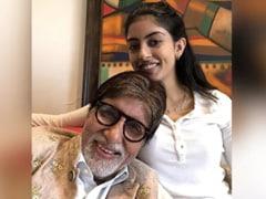 "A List Of Reasons Why Amitabh Bachchan ""Admires"" Granddaughter Navya Naveli Nanda"