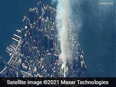 Stirring Satellite Images Show Devastating 9/11 Scenes From 20 Years Ago
