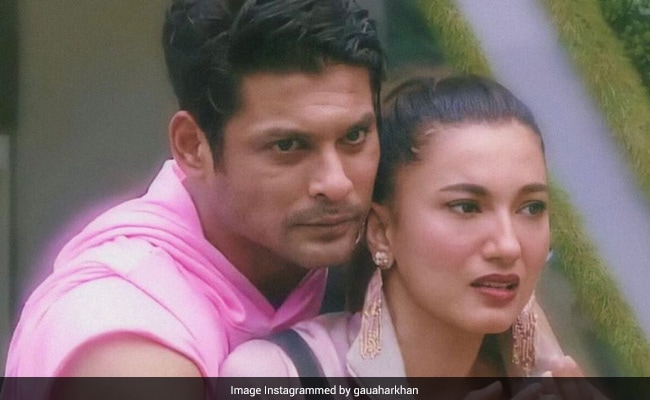 'Wish I Got More Time With You': Gauahar Khan Pays A Tribute To Sidharth Shukla