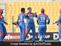 Afghanistan Want To Host Pakistan For Cricket Series
