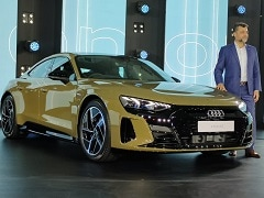 2021 Audi e-tron GT Launched In India; Prices Start At Rs 1.8 Crore