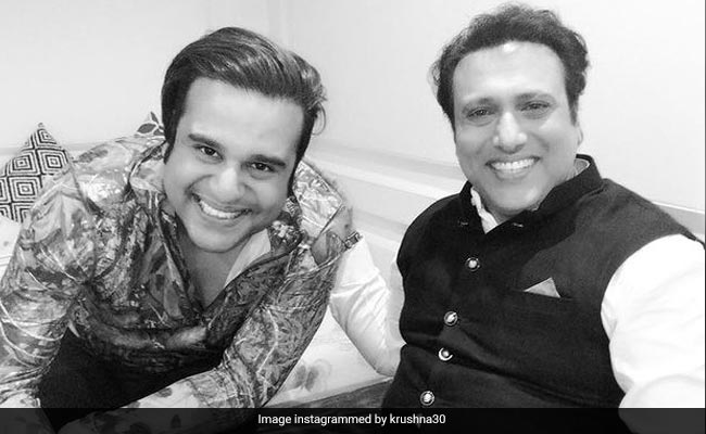 Krushna Abhishek 'Didn't Want To Be Part Of' The Kapil Sharma Show Episode With Govinda