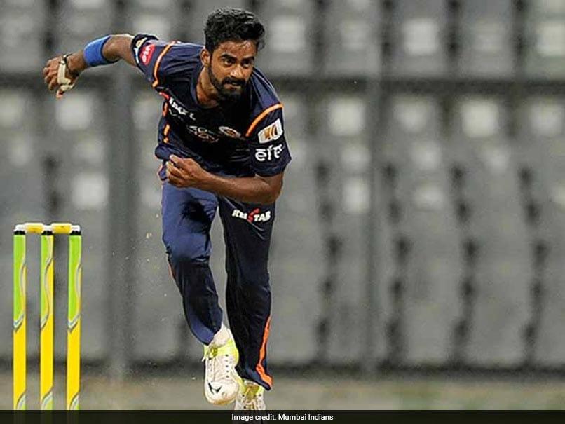 IPL 2021: Kulwant Khejroliya Replaces Injured Manimaran Siddharth In Delhi Capitals Squad
