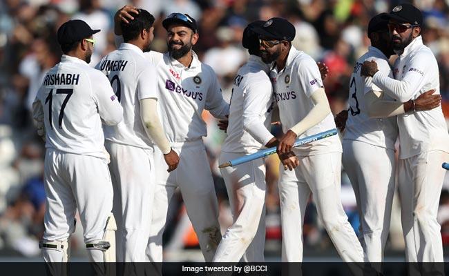 ओवल में भारतीय टीम की ऐतिहासिक जीत पर पीएम नरेंद्र मोदी बोले- टीकाकरण के मोर्चे पर और क्रिकेट पिच पर महान दिन